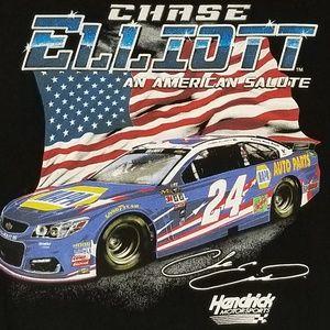 Hendrick Motorsports Shirts - Hendrick Motorsports Chase Elliott T size 2X